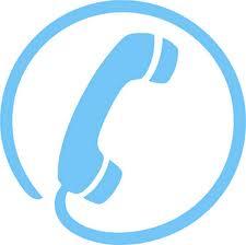 Contact telefonique